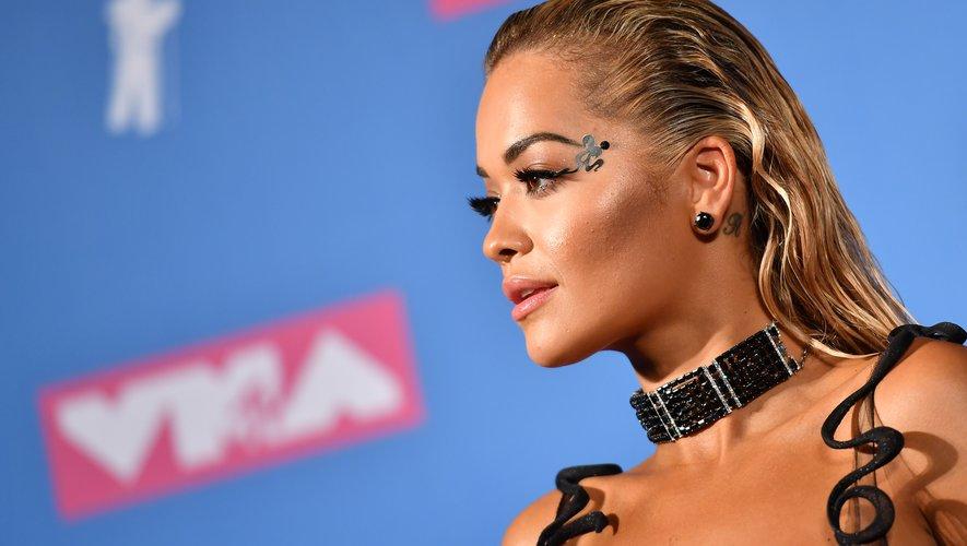 """Le dernier album de Rita Ora """"Phoenix"""" est sorti en 2018."""