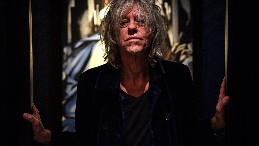 Le chanteur, musicien et acteur Bob Geldof.