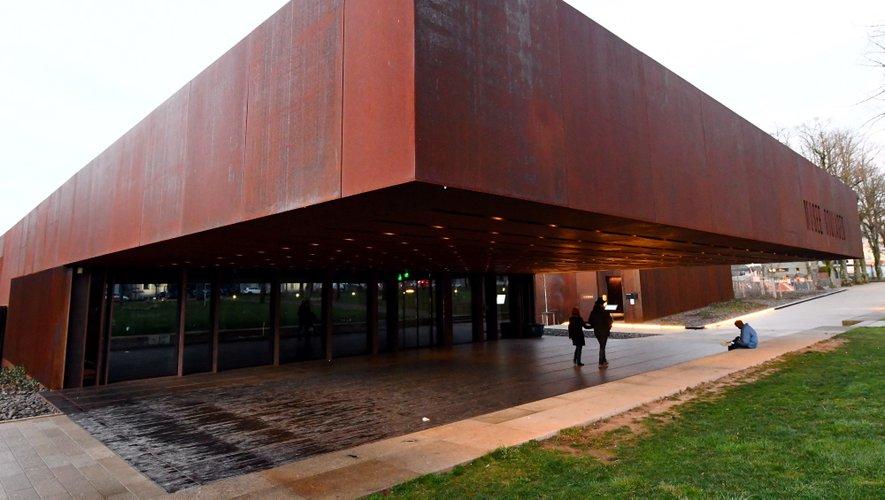 Le musée restera fermé jusqu'à nouvel ordre.