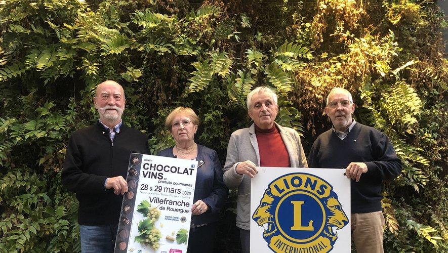 Les membres du Lions club étaient encore persuadés jeudi que le Salon du chocolat allait avoir lieu.