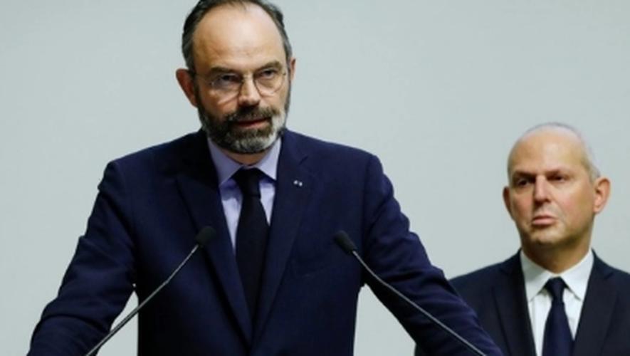 Edouard Philippe et Jérôme Salomon se sont exprimés samedi soir.