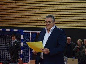 Maire depuis 2014, Jacques Barbezange repart pour un autre mandat.