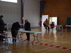 À l'issue du premier tour, les Marmots ont choisi de porter la majorité de leurs suffrages sur la liste du maire sortant.
