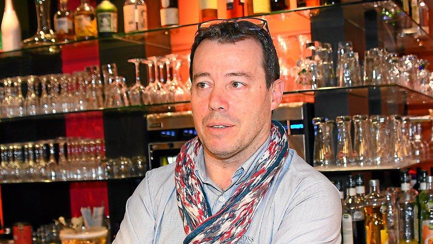 Michel Santos, président de l'Umih de l'Aveyron.