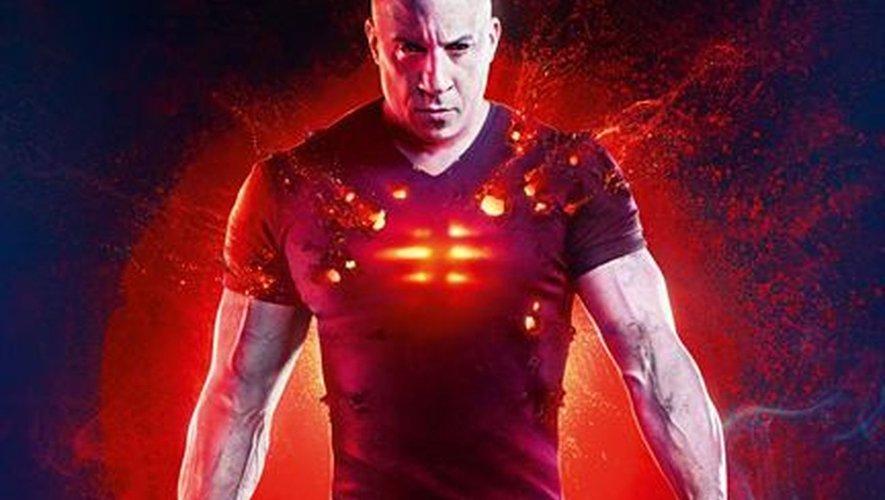 """""""Bloodshot"""" de Dave Wilson avec Vin Diesel, sorti le 13 mars aux Etats-Unis, est deuxième du box-office nord-américain."""