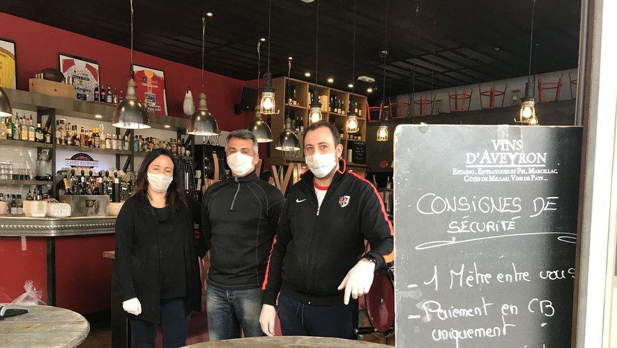 Le restaurant la Compagnie écoule ses stocks alimentaires, pour éviter le gaspillage