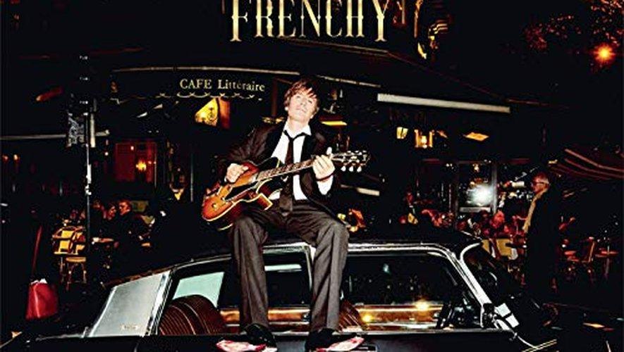 """COVER : """"Frenchy"""" de Thomas Dutronc."""