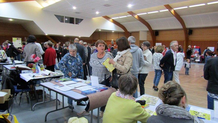 Des subventions pour les associations qui se retrouvent chaque année au forum.