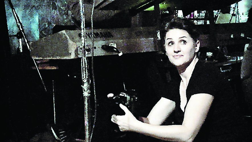 Sylvie Bosc a eu le coup de foudre pour la Louisiane