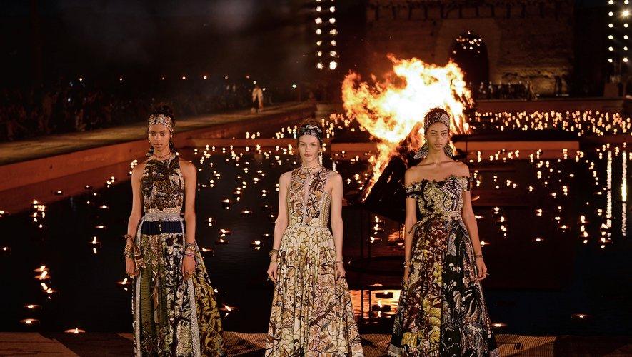 L'an dernier, la maison Dior avait jeté son dévolu sur Marrakech pour la présentation de sa collection Croisière.