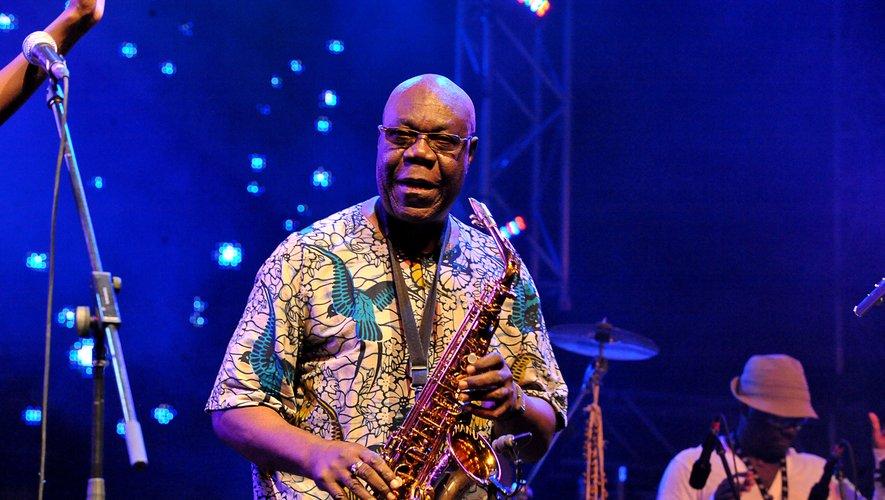 """Manu Dibango est l'auteur d'un des plus grands tubes planétaires de la musique world, avec """"Soul Makossa"""" (1972)."""