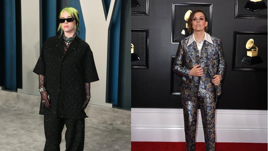 Des entretiens inédits avec les chanteuses Billie Eilish et Brandi Carlile seront diffusées sur le site du Grammy Museum.