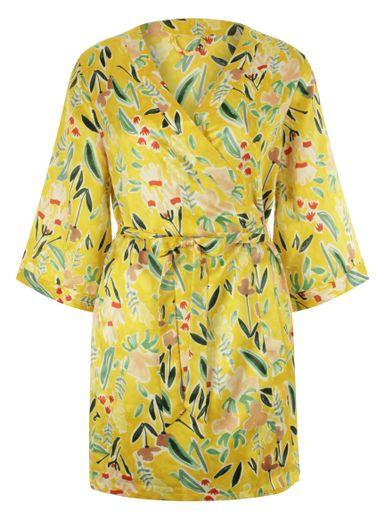 Le kimono Guiliana de Darjeeling - Prix : 55 euros - Où le trouver : Darjeeling.fr.