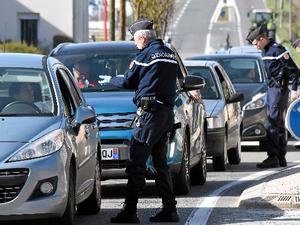 Drôle de contrôle pour la gendarmerie de Vezins, samedi dernier.