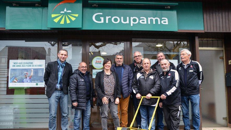 Groupama a largement participé au financement du nouvel  outil.