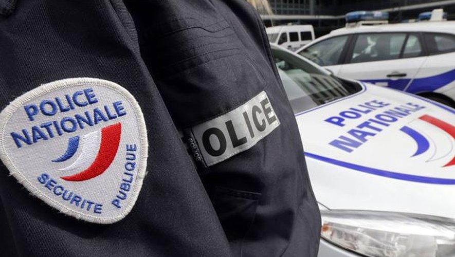 L'automobiliste capdenacois a été intercepté par les policiers decazevillois.