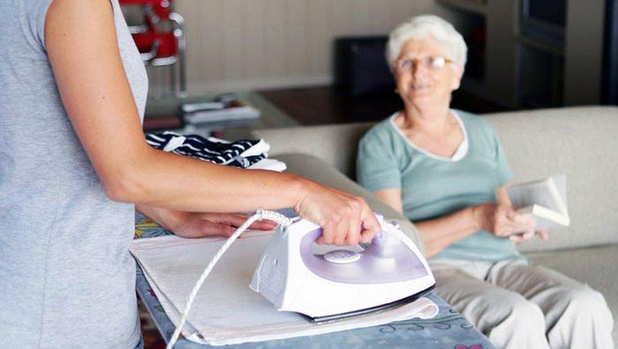 Les aides-ménagères sont en première ligne auprès des personnes les plus vulnérables.