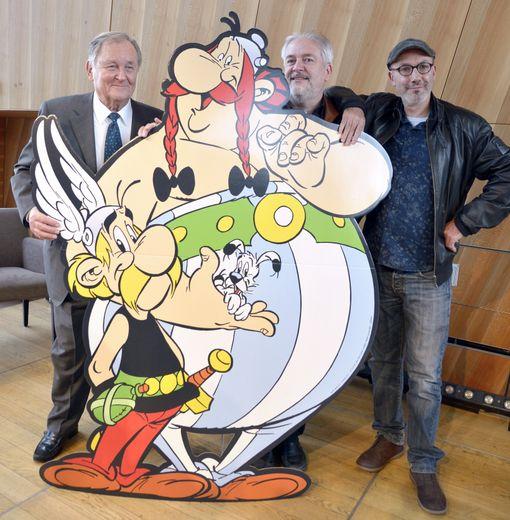 Depuis sa création, 380 millions d'albums des aventures d'Astérix se sont écoulés dans le monde
