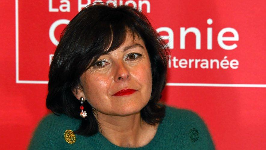 La présidente de la région Occitanie Carole Delga est à l'initiative de cette plateforme digitale, lancée avec Jean-Jacques Bolzan, le président de la Fédération des marchés de gros de France.