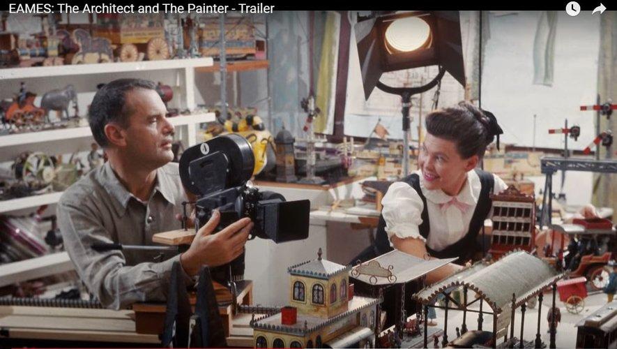 """""""EAMES: The Architect and The Painter"""", à découvrir sur iTunes"""