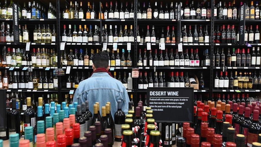 Les ventes de vin et d'alcools ont augmenté avec la montée du stress et de l'anxiété à New York, épicentre de l'épidémie aux Etats-Unis