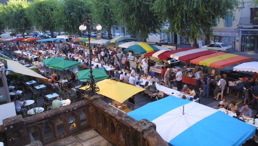 Le marché se tiendra place du Foirail le 8 mai.