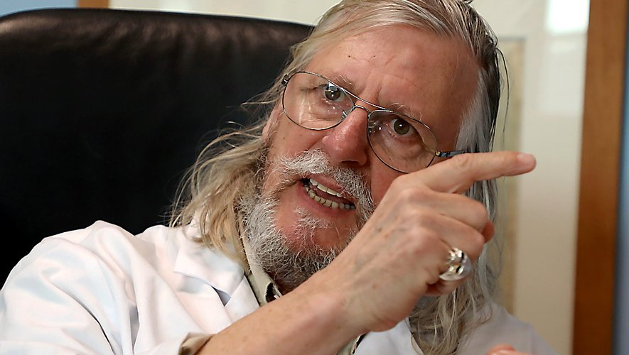 Professeur Raoult: «On est passé d'une exagération à une déconnexion.»