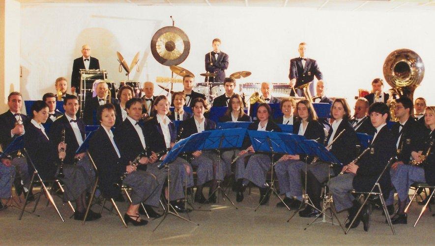 La Lyre en 1998.