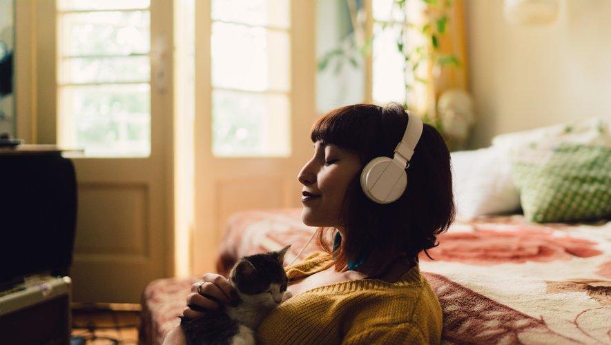 """Les musiques """"chill"""", aux mélodies reposantes, ont la cote selon la plateforme de musique en ligne Spotify."""