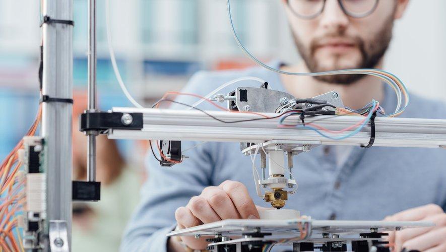 Les hôpitaux de Paris se lancent dans la production en 3D d'équipements qui leur font cruellement défaut.