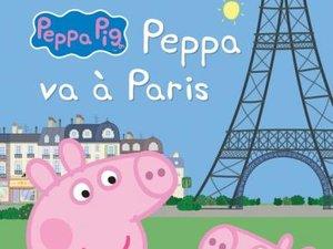 """""""Peppa """"Pig"""" domine sans contestation possible ce classement qui fait état des ouvrages pour les 0-6 ans les plus recherchés sur le web"""