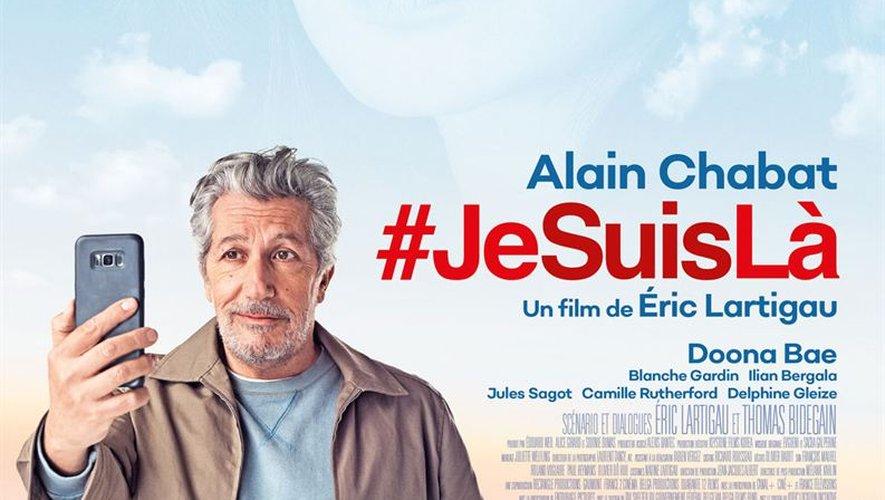 La comédie de début d'année #Jesuislà, avec Alain Chabat est disponible en VoD