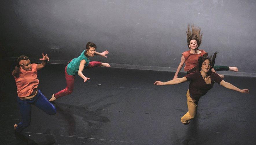 Ces rencontres sont un moment fort pour les jeunes danseurs