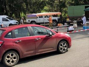 Les responsables insistent : la livraison se fera sans descendre de voiture.
