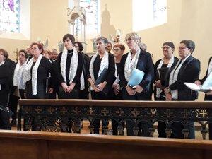 Les Amis de l'église de Thouels en concert