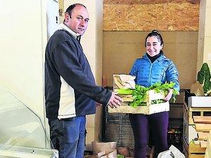 La grange de Bel Air un maillon important de la chaîne alimentaire
