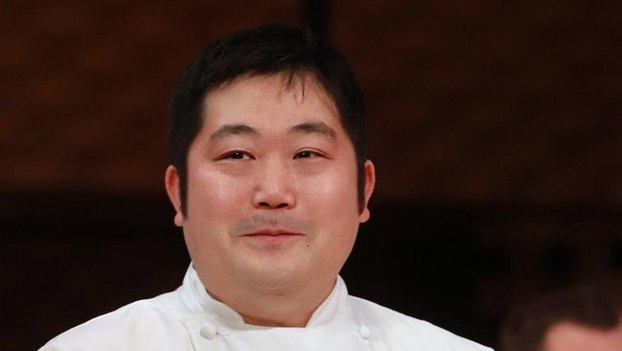 Takashi Kinoshita est l'un des cinq chefs japonais de Bourgogne ont uni leurs forces pour livrer dimanche 5 avril une centaine de repas à l'hôpital de Dijon.