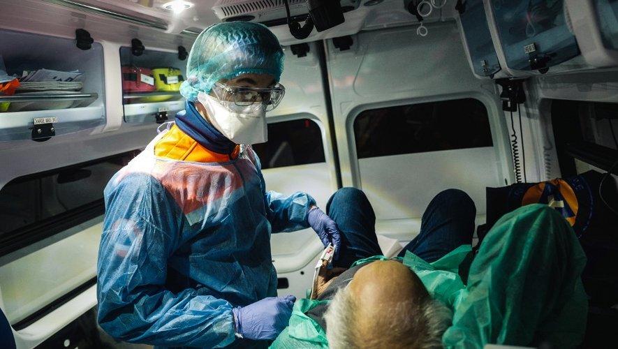 Au total, la France compte 8.078 personnes mortes depuis le début de l'épidémie.