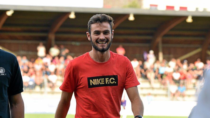 Capitaine de l'équipe de France durant le dernier Euro espoir, Lucas Tousart peut espérer participer aux Jeux olympiques en 2021.