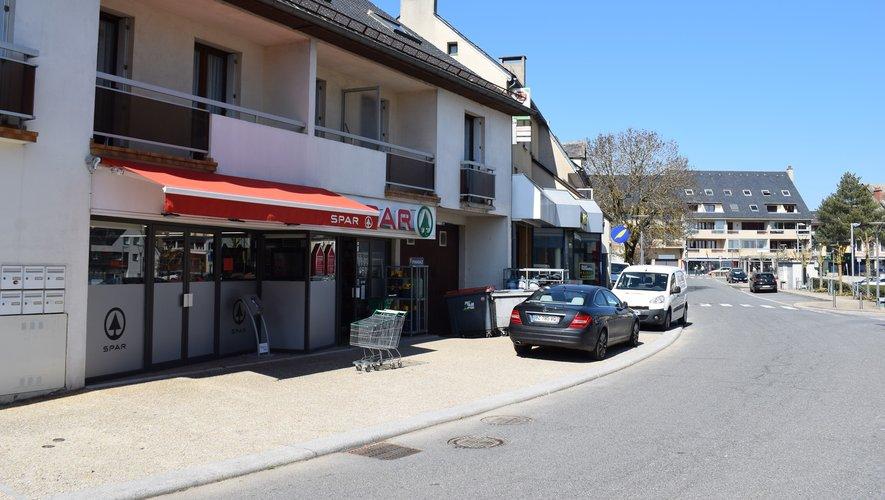 Le magasin SPAR est l'une des enseignes qui propose la livraison à domicile.