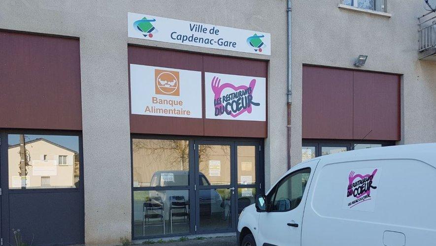 La distribution de la Banque alimentaire aura lieu le mercredi 8 avril dans les nouveaux locaux, rue Jean-Moulin.