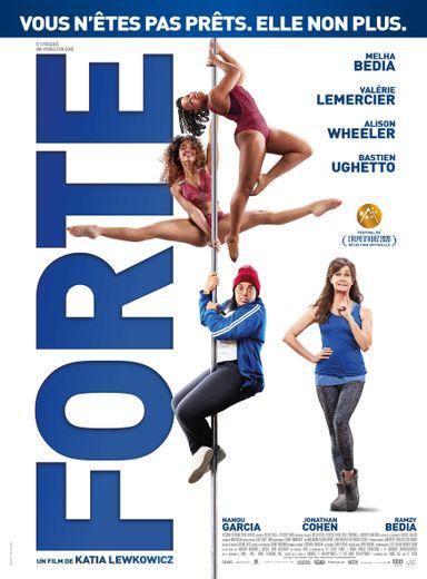 """""""Forte"""" avec Valérie Lemercier sera disponible sur Amazon Prime Video à partir du 15 avril"""