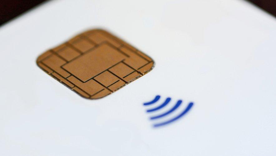 GENERIC: carte, credit card, sans contact