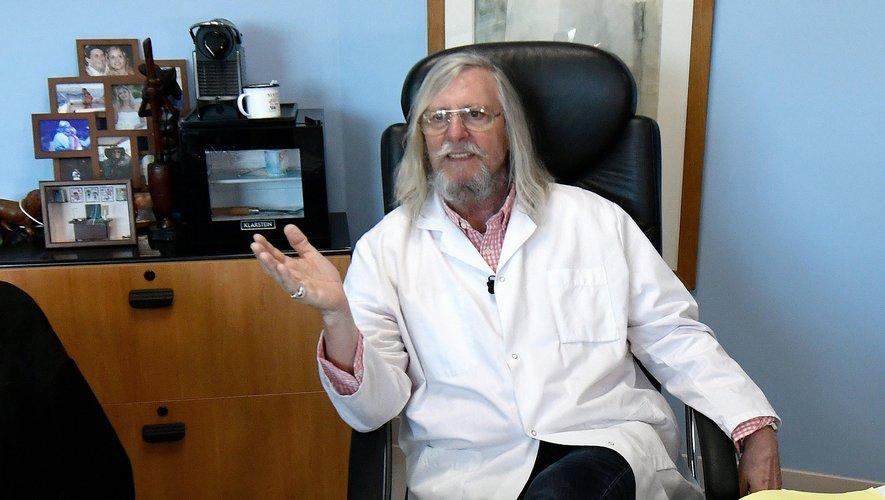 L'institut de recherche du professeur Didier Raoult à Marseille a mis en ligne le résumé d'une nouvelle étude vantant les mérites de l'hydroxychloroquine contre le coronavirus