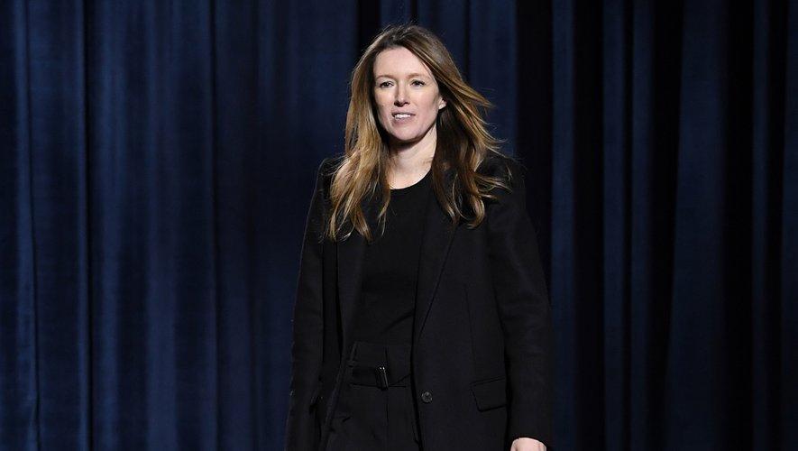 La créatrice de mode britannique Clare Waight Keller.