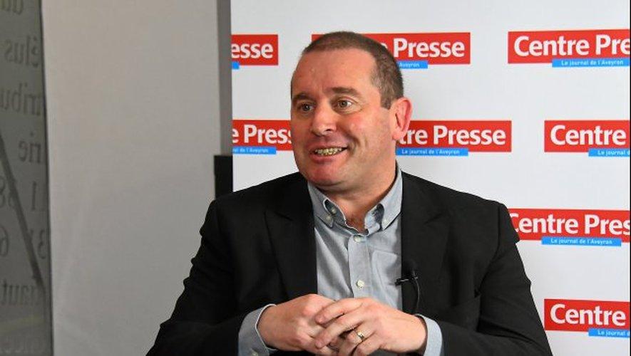 « Je suis content pour les joueurs et les bénévoles qui se sont investis », se réjouit Stéphane Floirac, après la montée de Rodez rugby en Honneur.