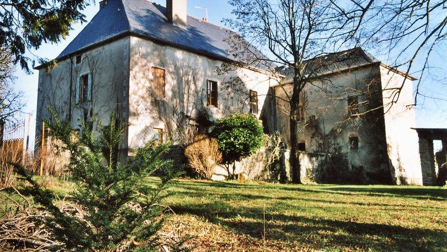 Le domaine de Paumes est maintenant une propriété privée.