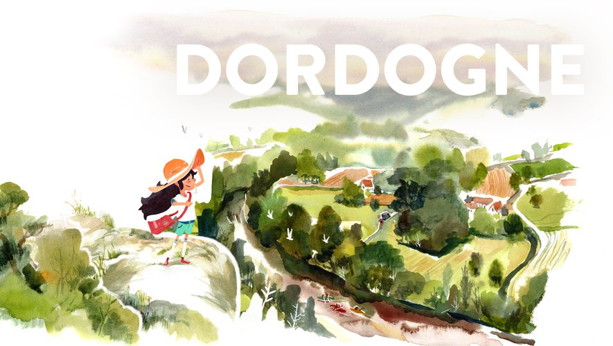 """Dordogne"" sortira sur Nintendo Switch et PC (via la boutique Steam) en 2021."