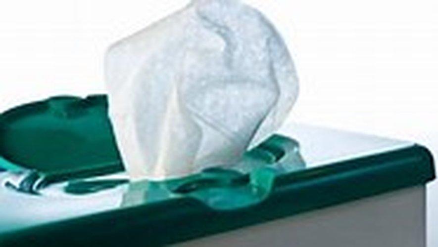 Canalisations bloquées : halte au jet de lingettes dans les toilettes