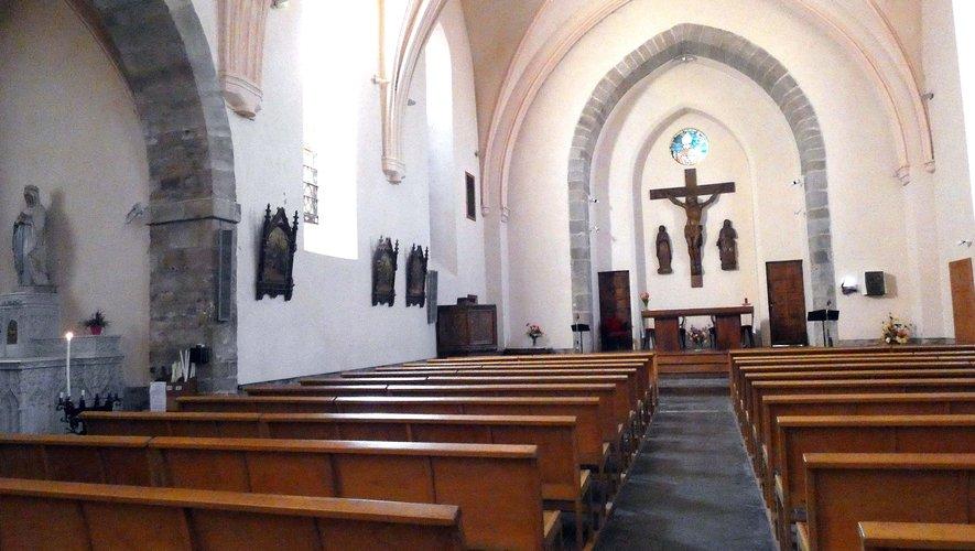 L'église est restée vide pour Pâques